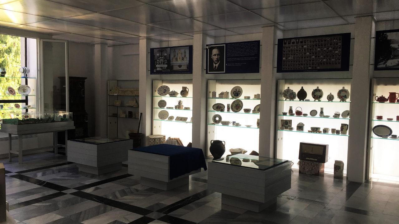 Porcelán Múzeum