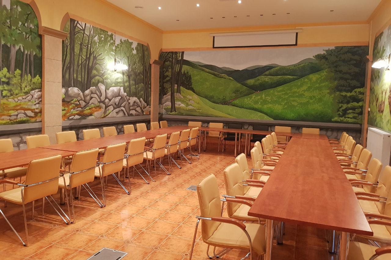 konferencia helyszín