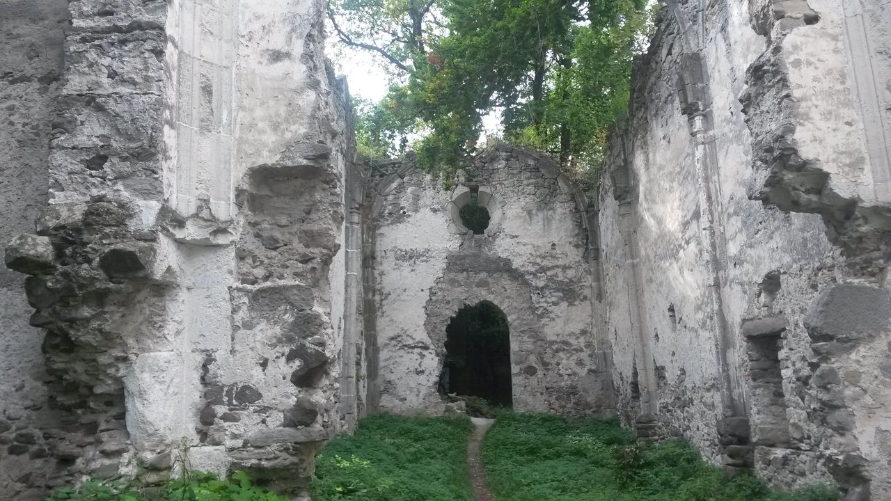 Pálos kolostorrom, Gönc