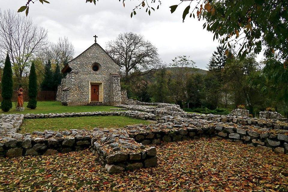 Telkibánya, Szent-Katalin kápolna